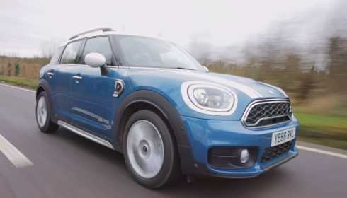 Mini Cooper S Countryman ALL4 2017