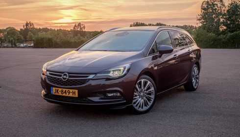 Opel Astra Sports Tourer 1.6 CDTI 2016