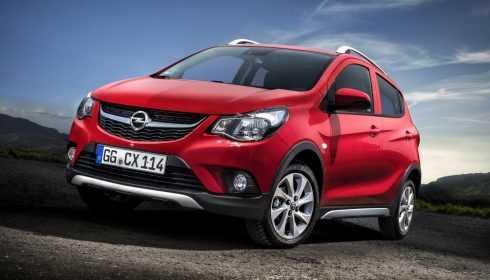 Opel Karl Rocks 2017