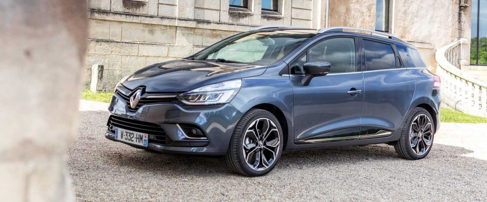 Renault Clio Estate 2016