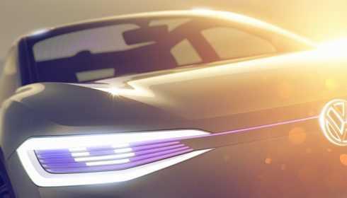 Volkswagen I.D. Crossover Concept 2017
