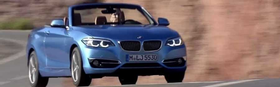 BMW 2 Serie Cabriolet 2017