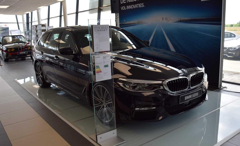BMW 5 Serie Touring 2017