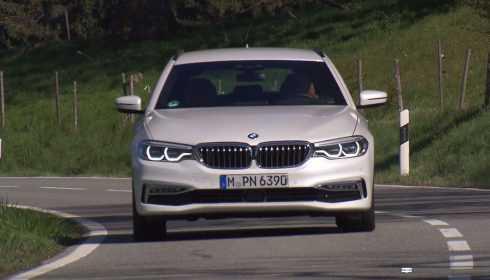 BMW 520d Touring 2017