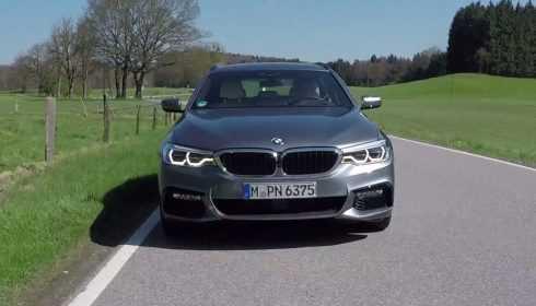 BMW 530d Touring 2017