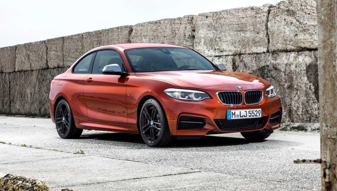 BMW M240i Coupé 2017