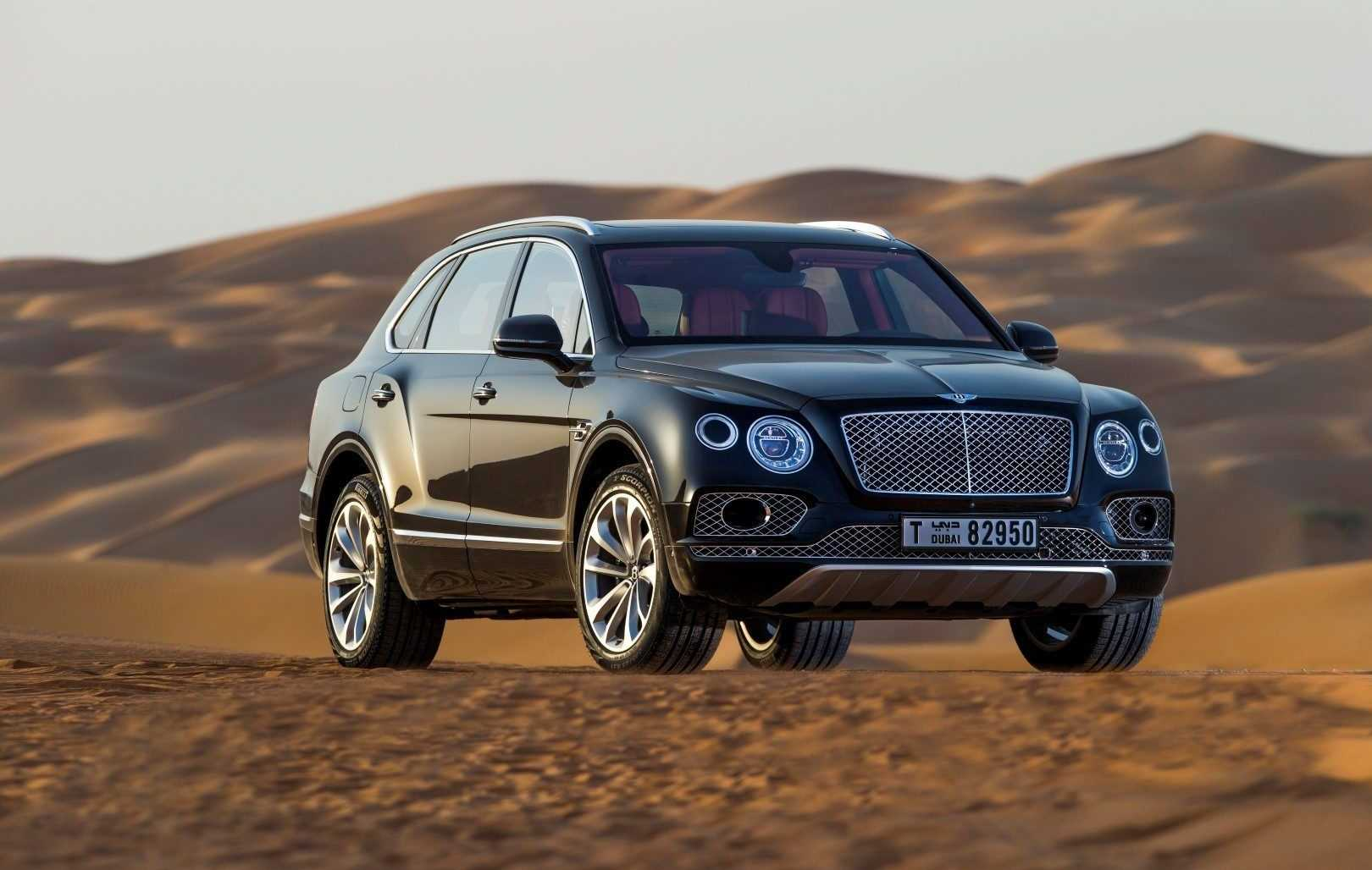 Bentley Bentayga Falconry by Mulliner 2017