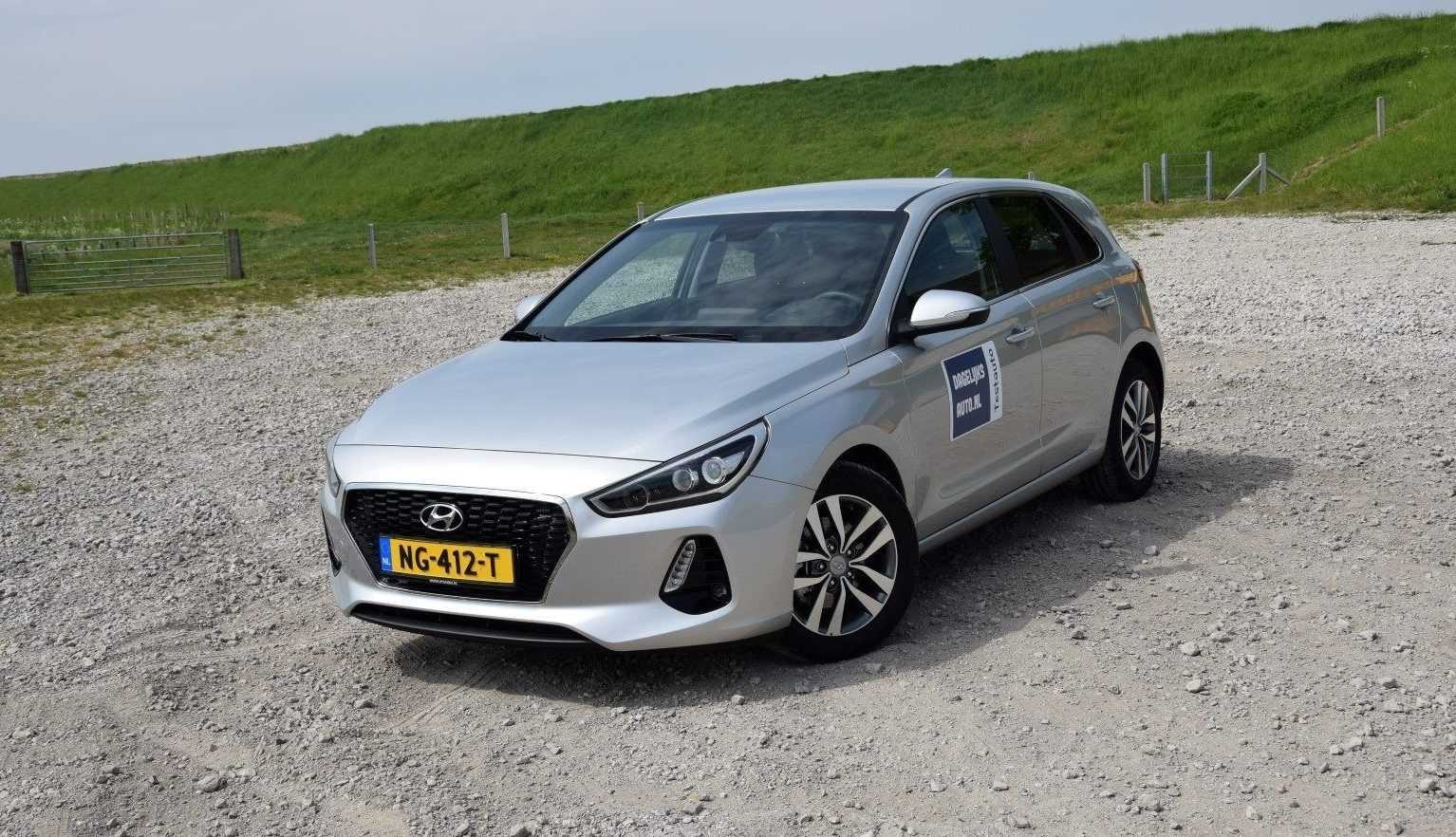 Hyundai i30 1.0 TGDI First Edition 2017