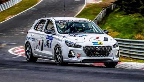 Hyundai i30 N 24 Uur van Nurburgring 2017