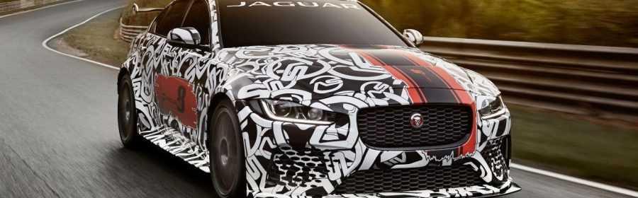 Jaguar XE SV Project 8 201