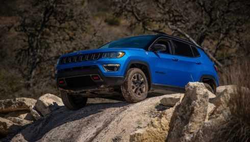 Jeep Compass 2017 (USA versie)