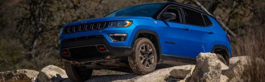 Jeep Compass 2017 (USA versie)