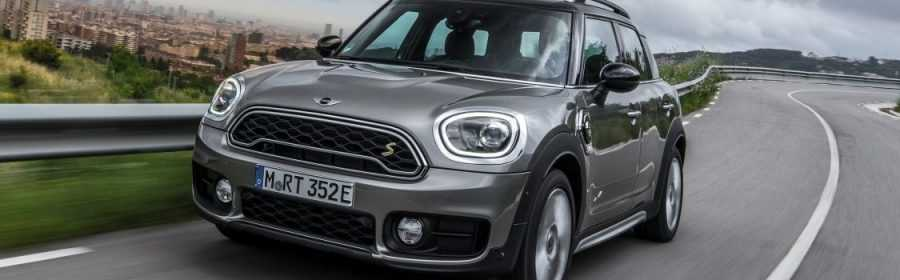 Mini Cooper S E Countryman 2017