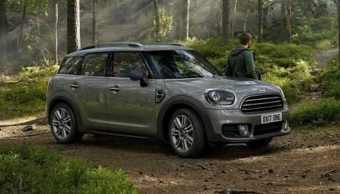 Mini One Countryman 2017