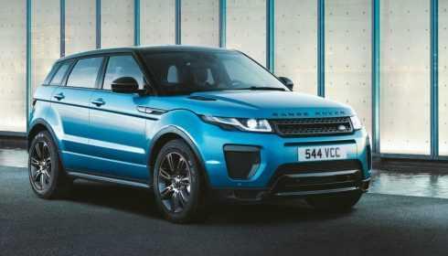 Range Rover Evoque Landmark 2017