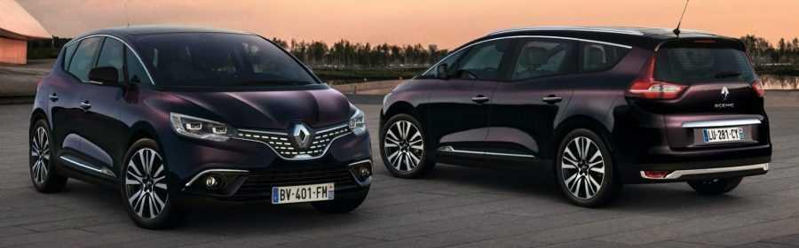 Renault Scénic Initiale Paris 2017