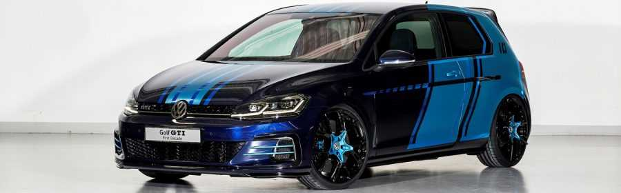 Volkswagen Golf GTI First Decade 2017