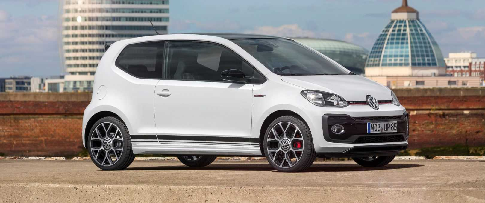 Volkswagen up! GTI concept-car 2017