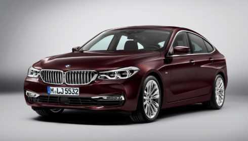 BMW 6 Serie Gran Turismo 2017