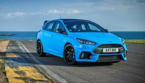 Ford Focus RS optiepakket 2017