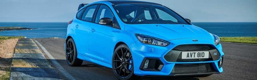 Ford Focus RS optiepakket 2017