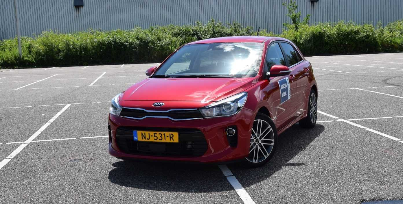 Kia Rio 1.0 T-GDI ExecutiveLine 2017