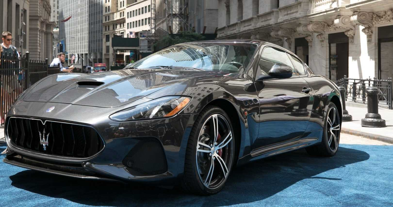 Maserati GranTurismo modeljaar 2018