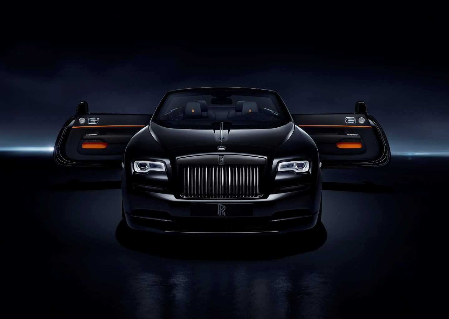 Rolls-Royce Dawn Black Badge 2017
