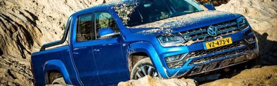 Volkswagen Amarok 3.0 V6 TDI 2017