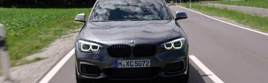 BMW 1 Serie 2017