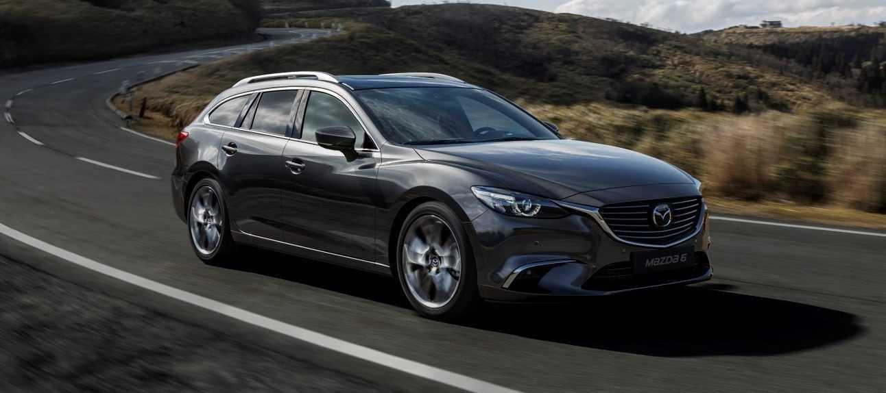 Mazda6 Sportbreak Skylease Drive 2017