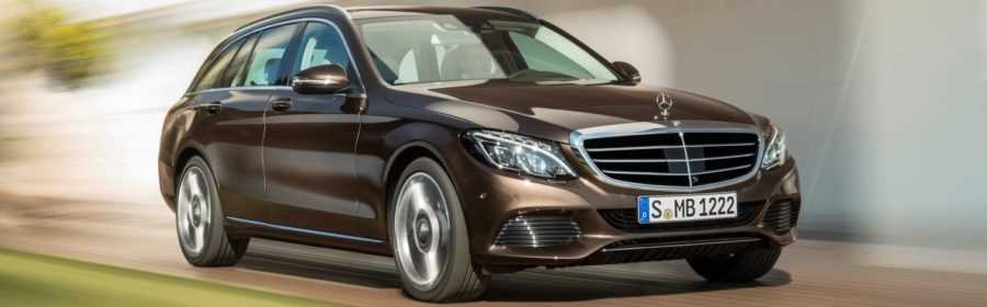 Mercedes-Benz C-Klasse Estate 2014
