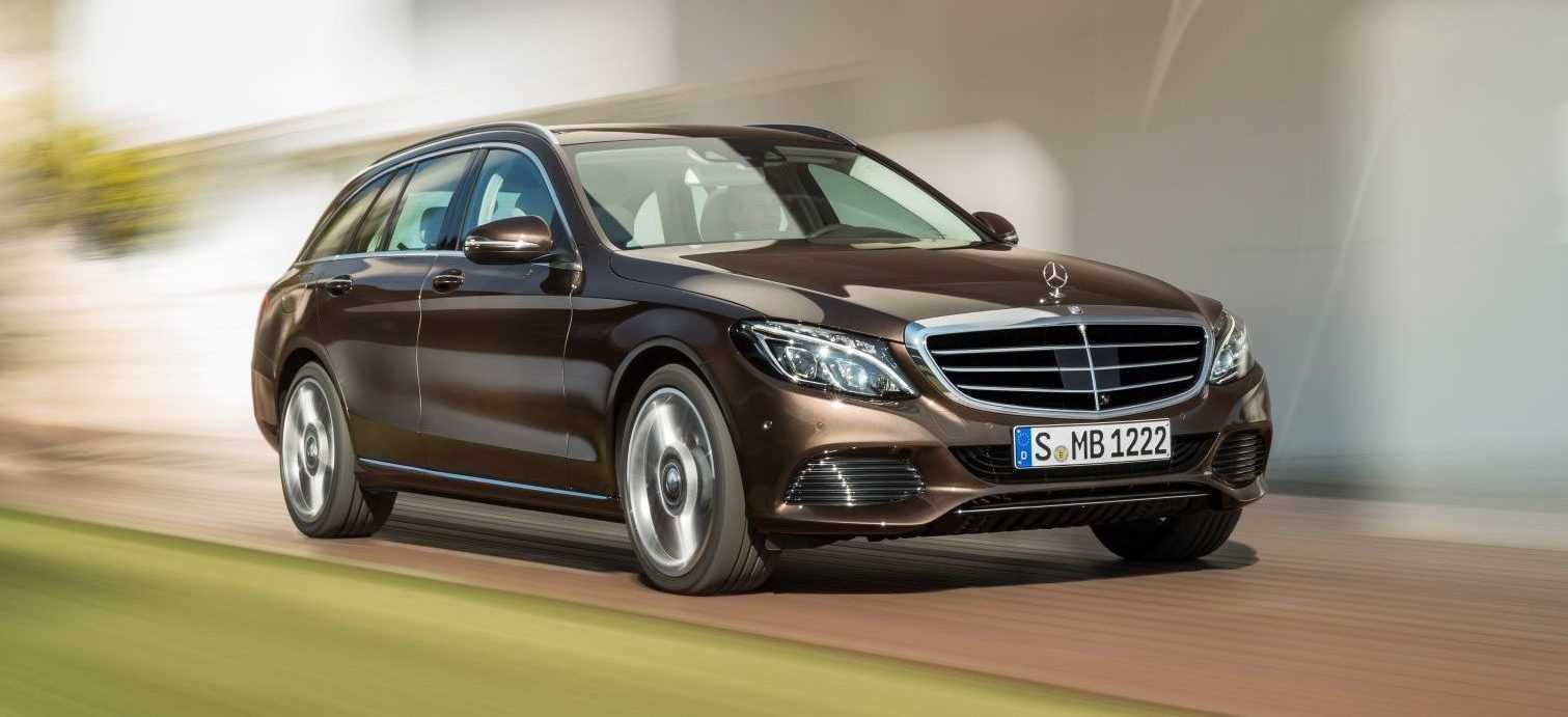 Mercedes-Benz C-Klasse Estate 2014