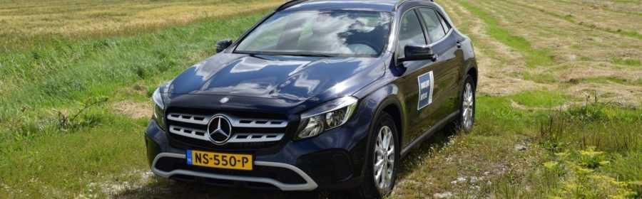 Mercedes-Benz GLA 180 d 2017