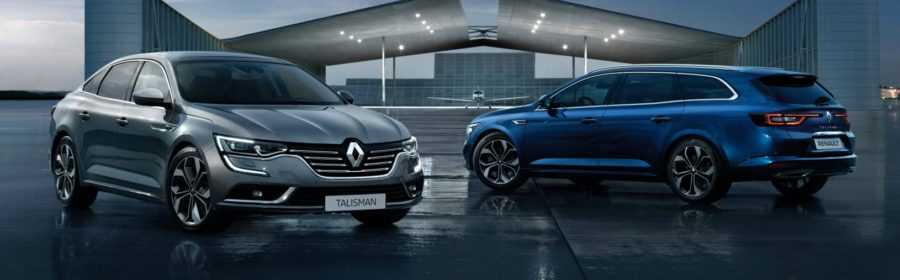 Renault Talisman modeljaar 2018