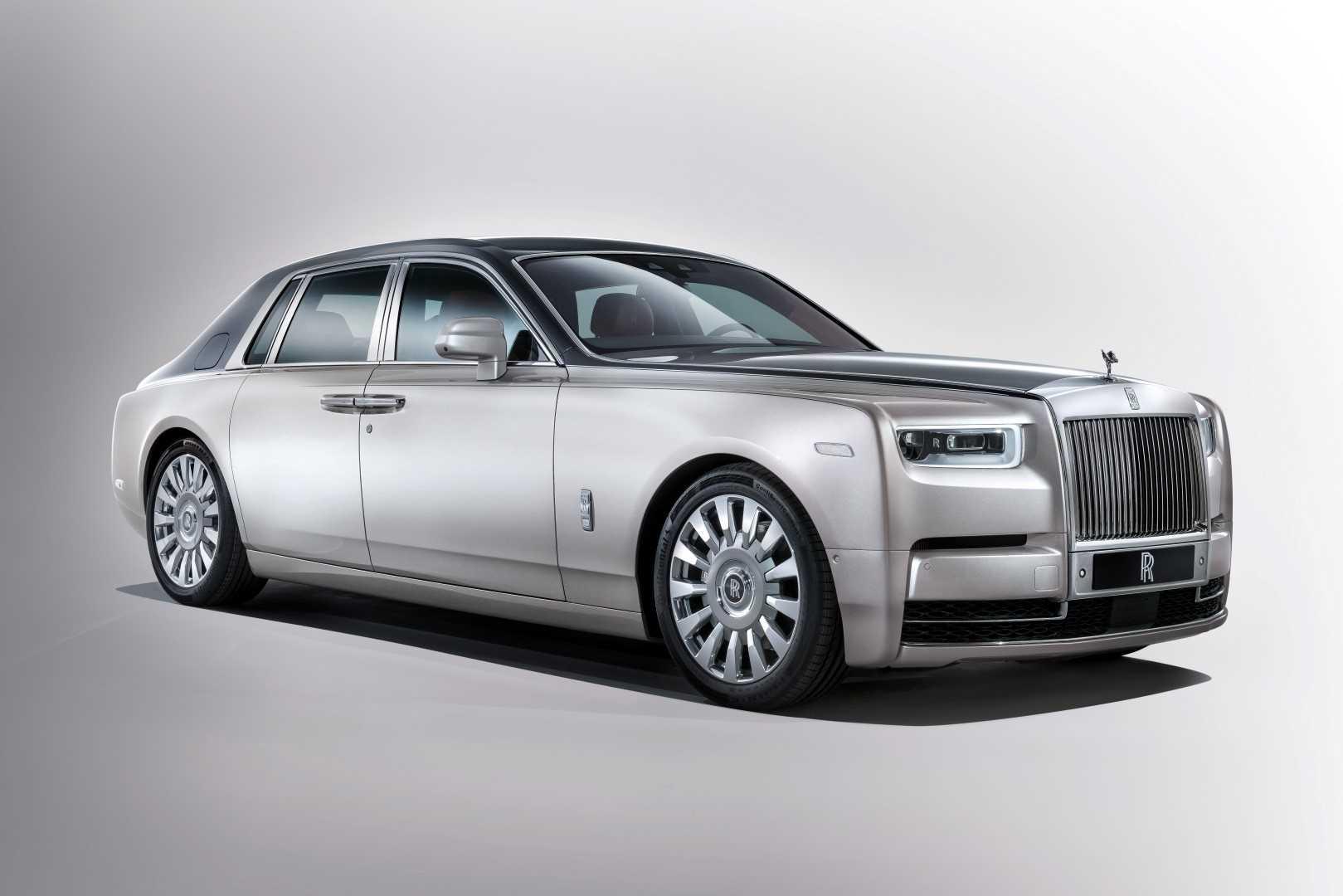 Rolls-Royce Phantom 2017