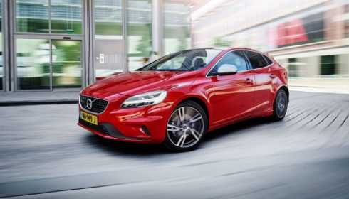 Volvo V40 Business Sport 2017