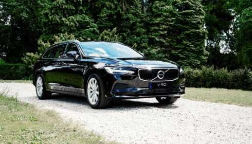 Volvo V90 90th Anniversary Edition 2017