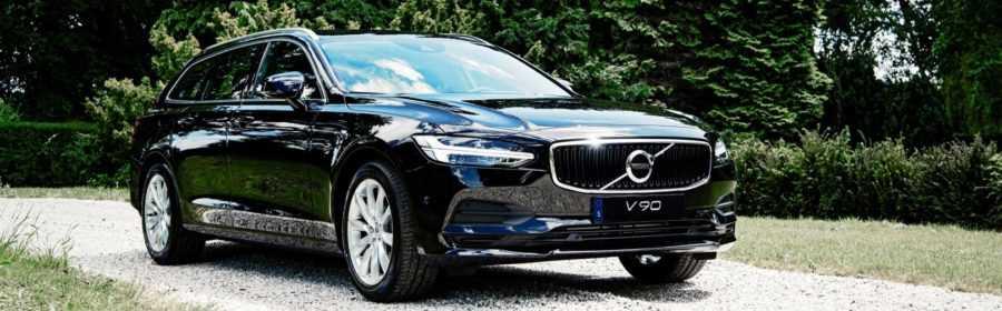 Volvo V90 90th Anniversary Edition 2017