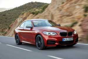 BMW 2 Serie Coupé 2017