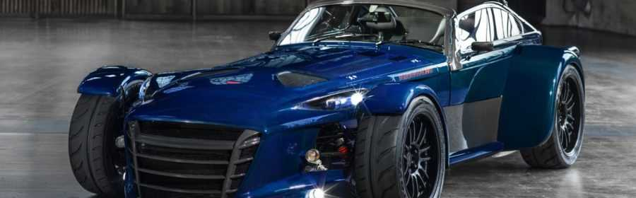 Donkervoort D8 GTO RS Bare Naked Carbon Edition 2017