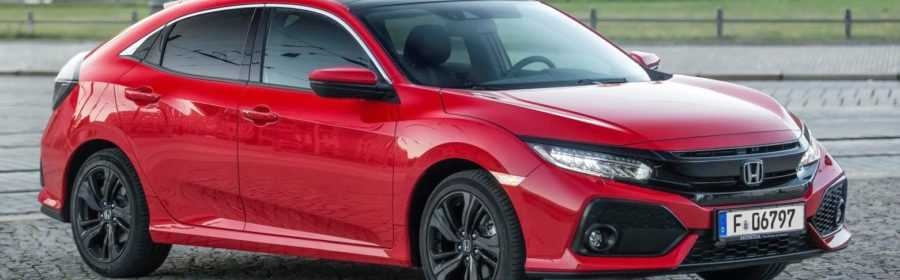 Honda Civic 1.6 i-DTEC 2017