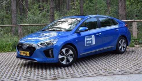 Hyundai IONIQ Electric Premium 2017