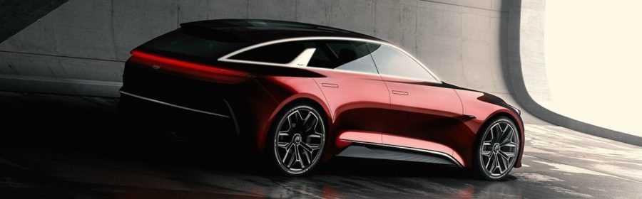 Kia hot hatch concept-car 2017