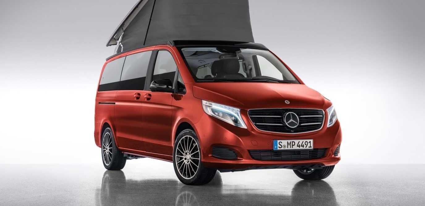 Mercedes-Benz Marco Polo Horizon 2017