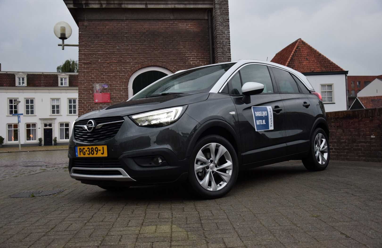 Opel Crossland X Innovation 1.6 CDTI 2017