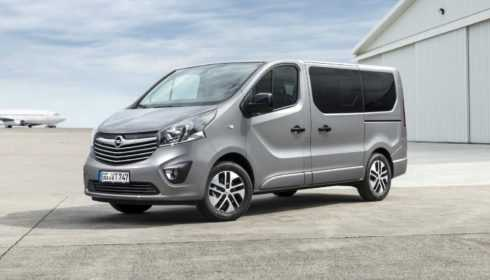 Opel Vivaro Tourer 2017