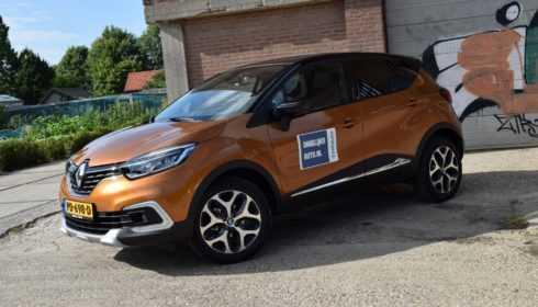 Renault Captur Energy TCe 90 Intens 2017