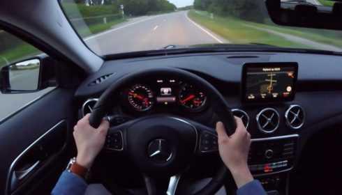 Mercedes-Benz GLA 180 d 2017