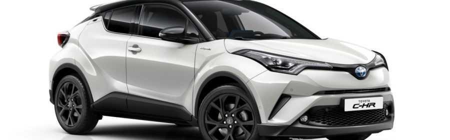 Toyota C-HR Black Edition 2017